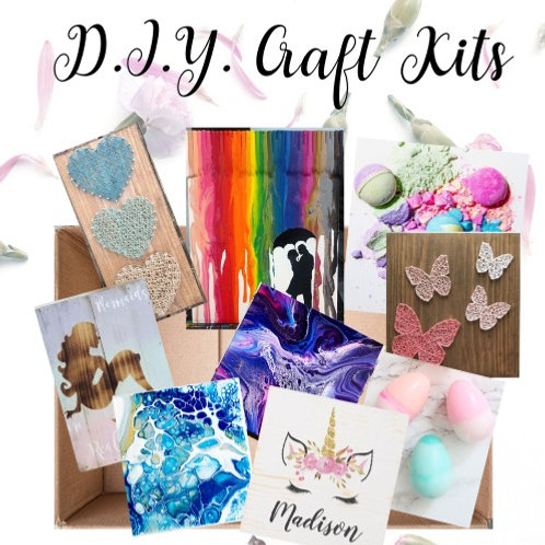 DIY Care Packages