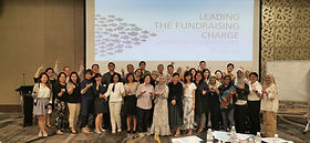 Leading the Fundraising Charge
