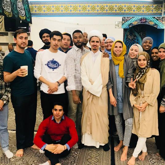 Sunni-Shiia iftar Ramadan 2018