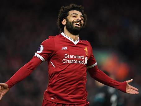 Representation presents – viharikokset Liverpoolin alueella vähentyneet Mohamed Salahin ansiosta