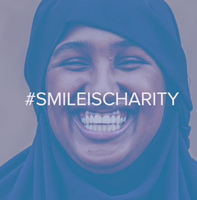 UNHCR Smile is Charity