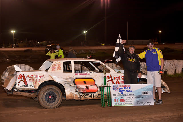 Street Stock Show at I-30 Speedway