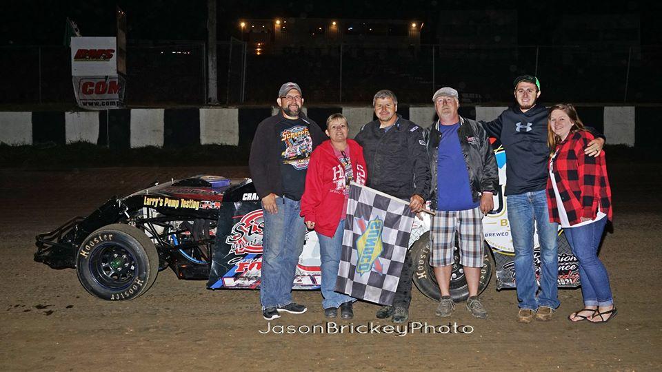 Batesville Motor Speedway Win 9-8-17