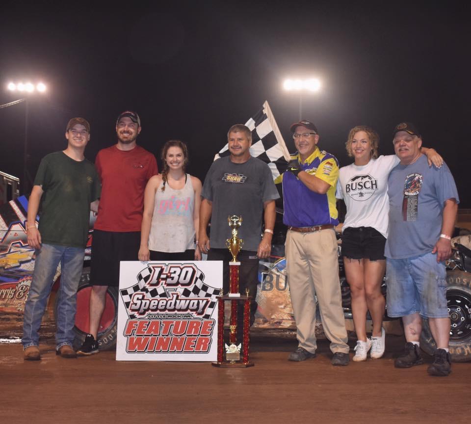 I-30 Speedway Win 8-19-17