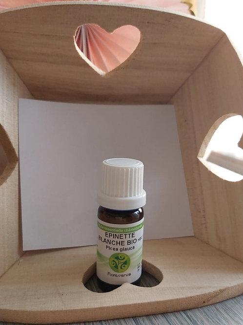 Huile essentielle d'Épinette blanche BIO 10 ml