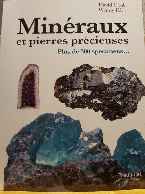 Livre Minéraux et pierres précieuses
