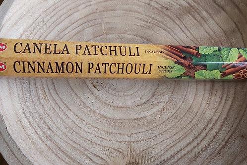 Encens Cannelle/Patchouli