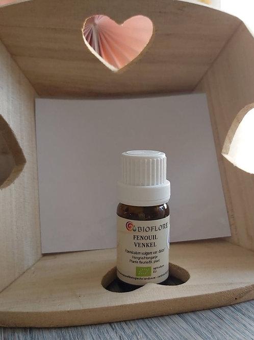 Huile essentielle de Fenouil doux BIO - 10 ml - Bioflore