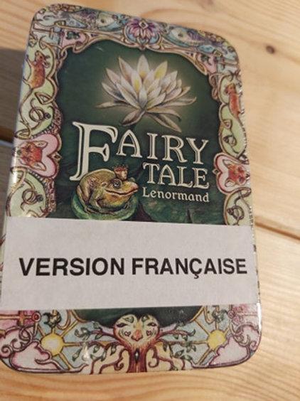 Lenormand Fairy Tale