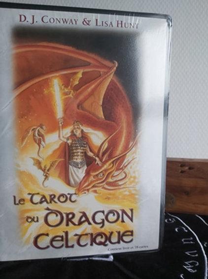 Tarot du Dragon Celtique (coffret)