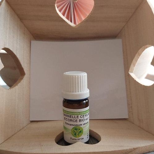 Huile essentielle de Cannelle (écorce) BIO 10 ml