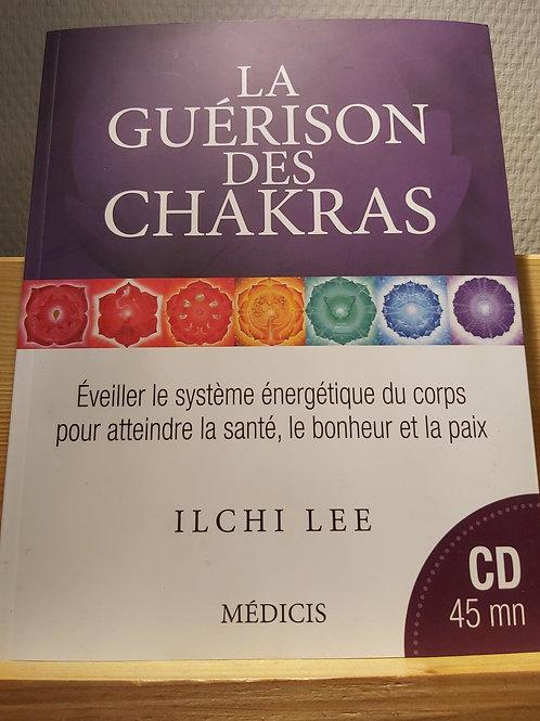 La guérison des chakras avec CD de 45 min