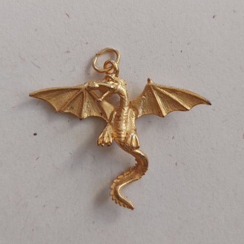 Amulette dragon