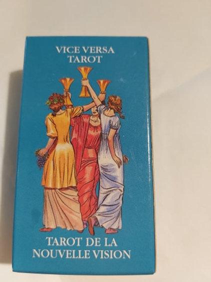 Tarot de la Nouvelle Vision (mini)