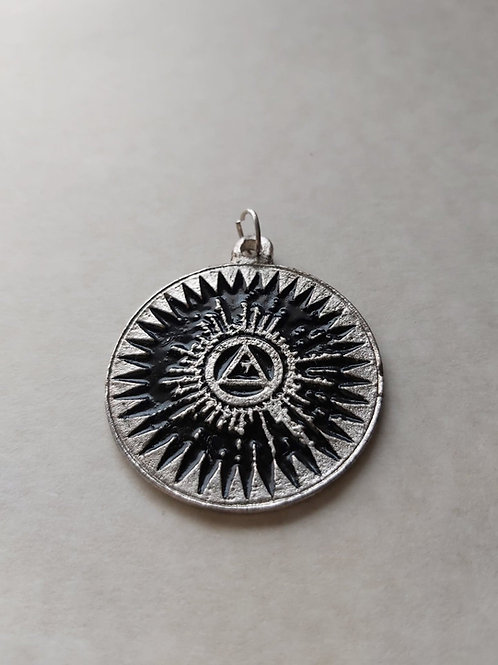 Médaille Schemhamphoras