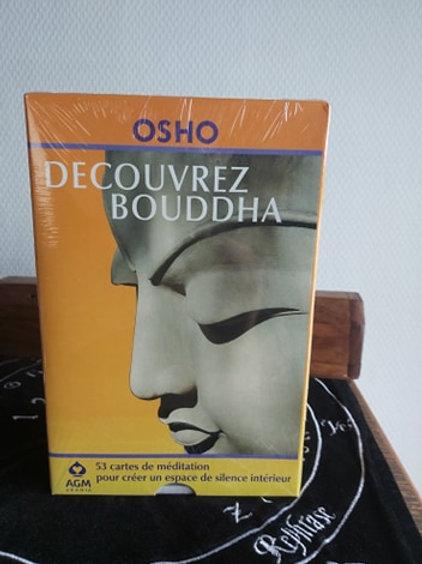 Découvrez Bouddha