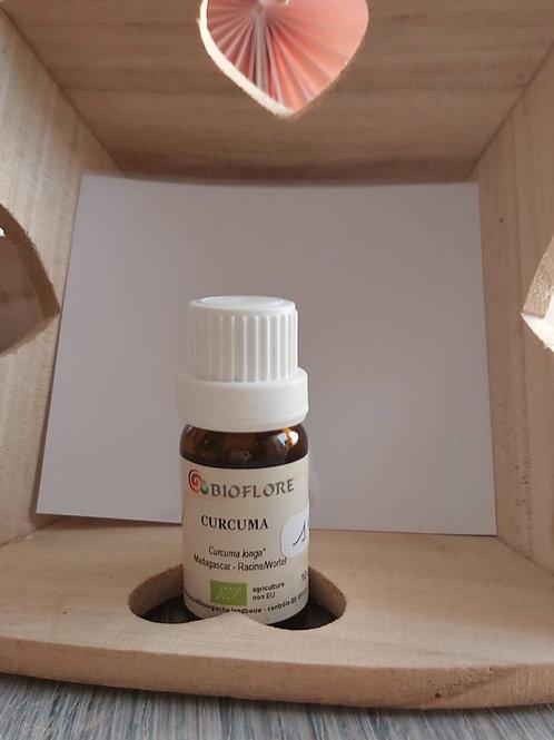 Huile essentielle de Curcuma 10 ml - Bioflore