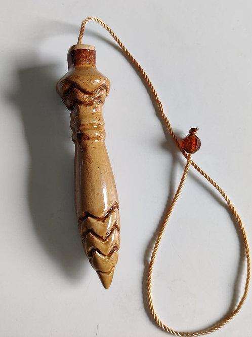 Pendule Thot en céramique