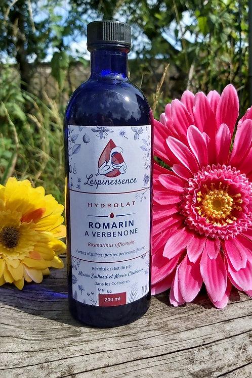 Hydrolat de Romarin à verbénone  200 ml