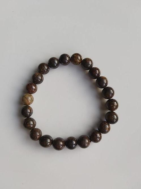 Bracelet Bronzite