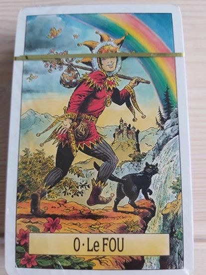 Tarot l'Arc des Secrets