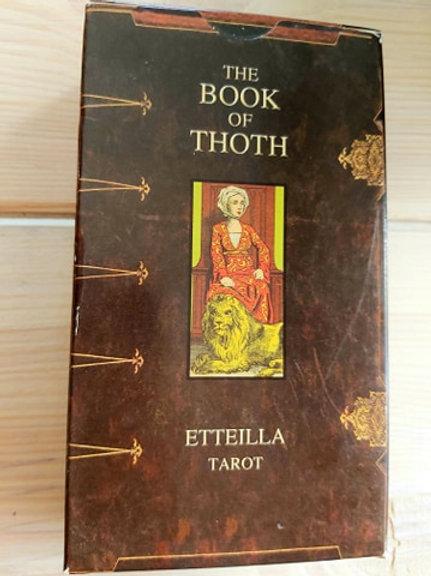 Tarot Etteilla-Thot