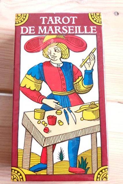 Tarot de Marseille Dodal