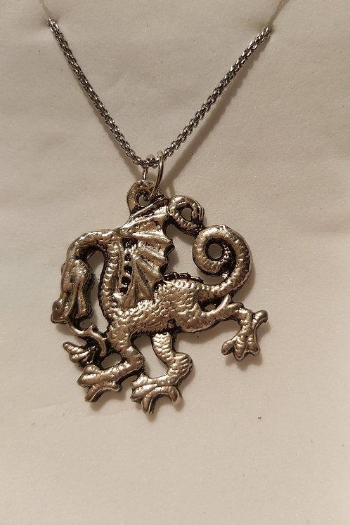 Médaille Dragon de la chance