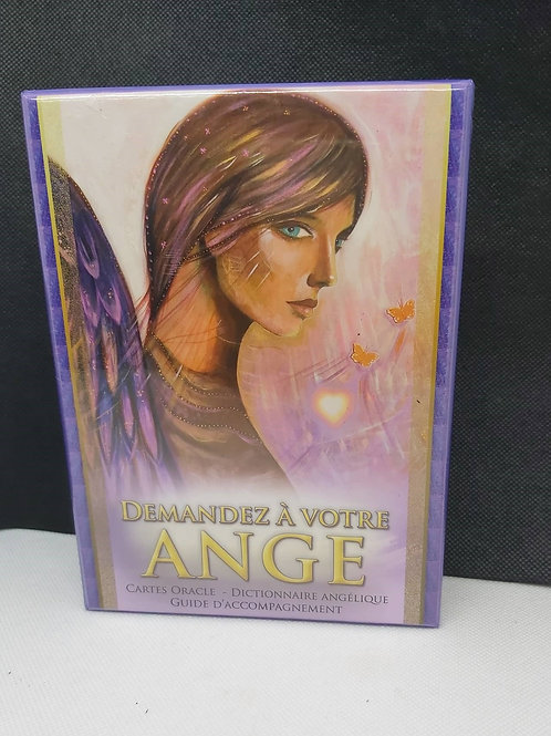 Cartes oracle Demandez à votre ange