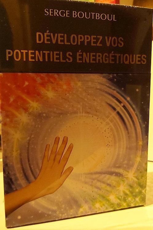 Cartes Développez vos potentiels énergétiques