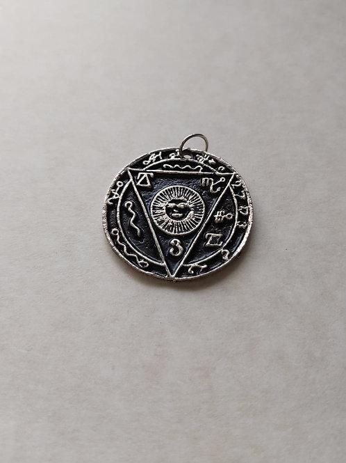 Amulette Protection du Voyageur