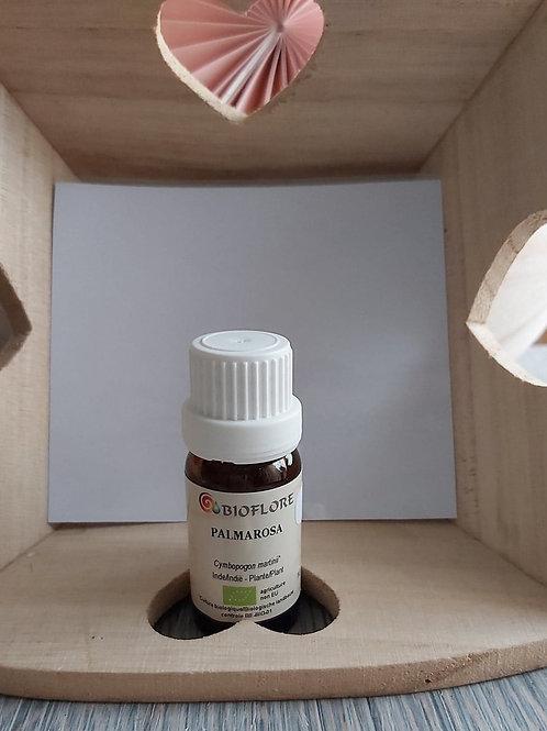 Huile essentielle de Palmarosa BIO 10 ml - Bioflore