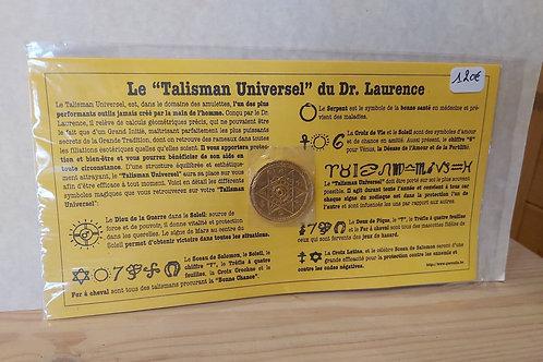 Le Talisman Universel du Dr Laurence