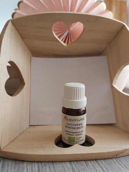 Huile essentielle de Gaulthérie odorante BIO 10 ml - Bioflore