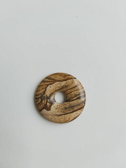 Donut Jaspe Paysage
