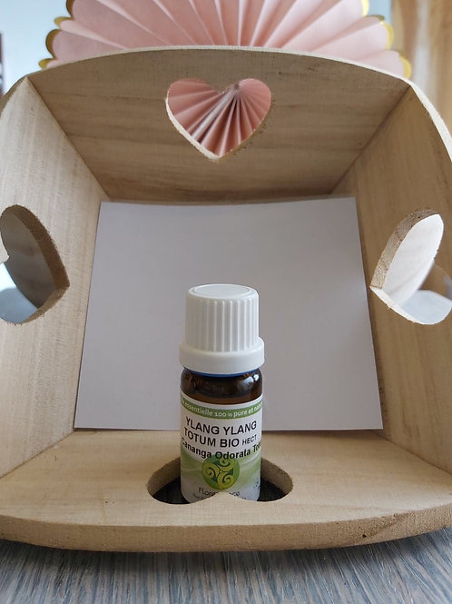 Huile essentielle d'Ylang ylang Totum BIO 10 ml