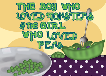 The Boy Who Loved Monsters and the Girl
