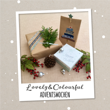 Lovely&Colourful Adventswoche 1