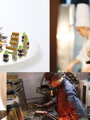 NHK WORLD にて大平がオブジェの制作で参加したボキューズ・ドール国際料理大会の模様を放送。[Artisan × Designer Special Dream Cuisine]