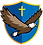 Olney Adventist Preparatory School Logo–Crest with eagle