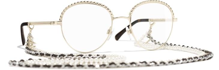 pantos-eyeglasses-gold-metal-calfskin-im