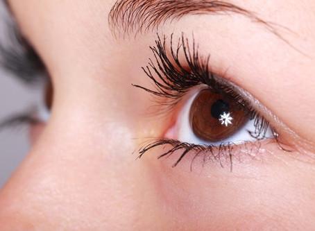 Meine neuen Kontaktlinsen