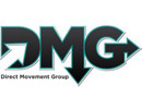 Direct Movement Group logo and website link