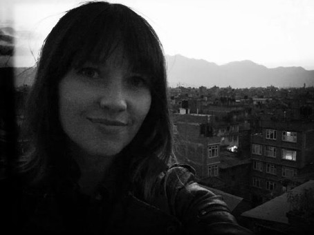 Show 96 - Rebuilding Nepal - How One Designer is Changing the World