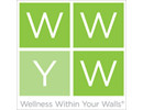 Wellness Within Your Walls logo and website link