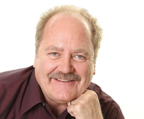 Greg Jameson, author