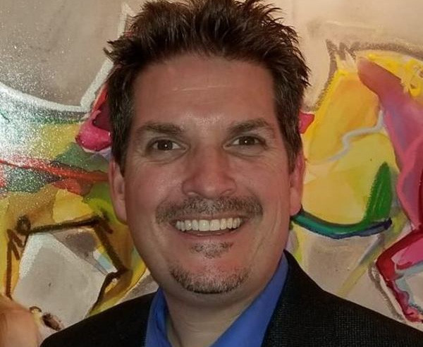 Greg Jameson, author