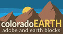 Colorado Earth logo and website link