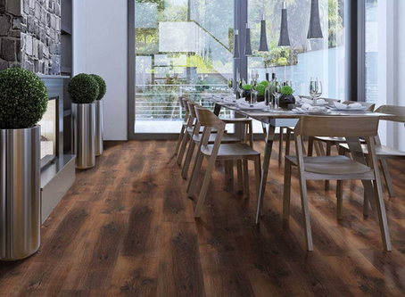 Choosing the right flooring for you.