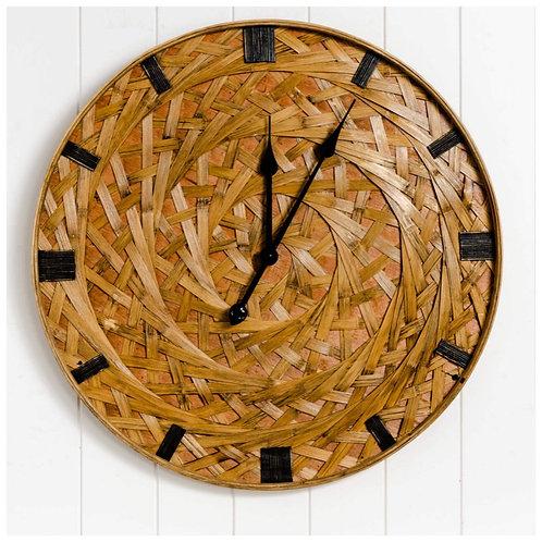 Aurora Natural Clock